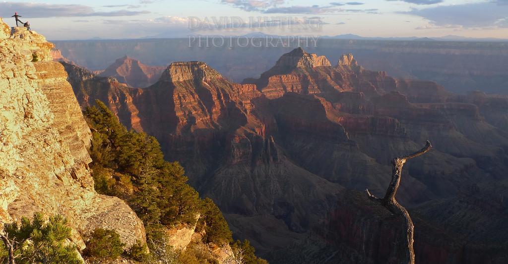 Balancing on Top - Panoramic