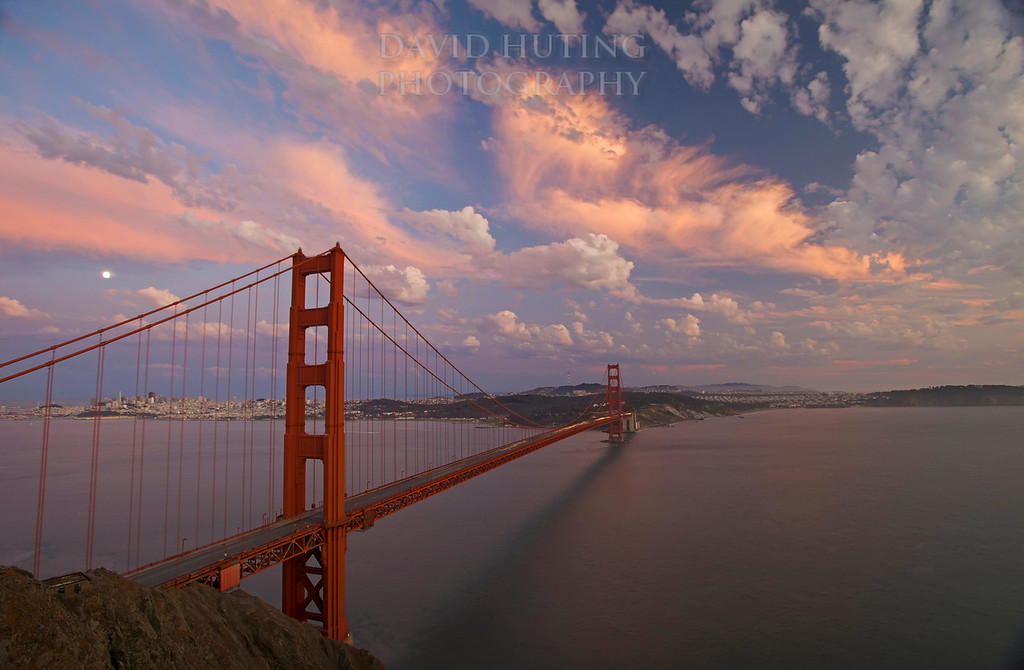 Golden Gate Skies