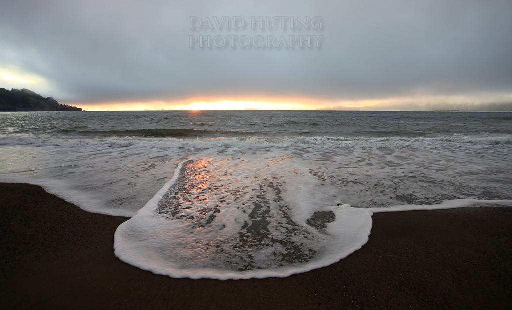 Baker Beach Wave