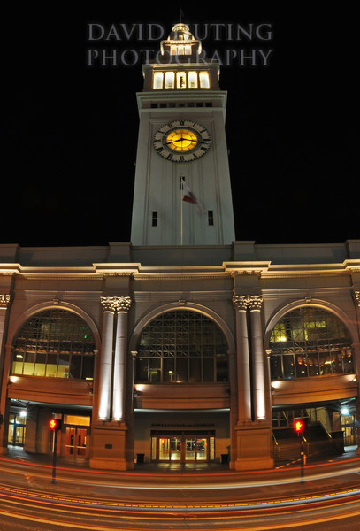 Ferry Building Fisheye Vertical