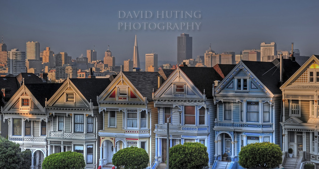 painted ladies HDR
