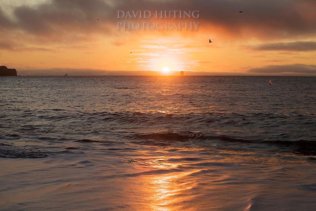 Golden Sunset View<br /> Baker Beach, CA