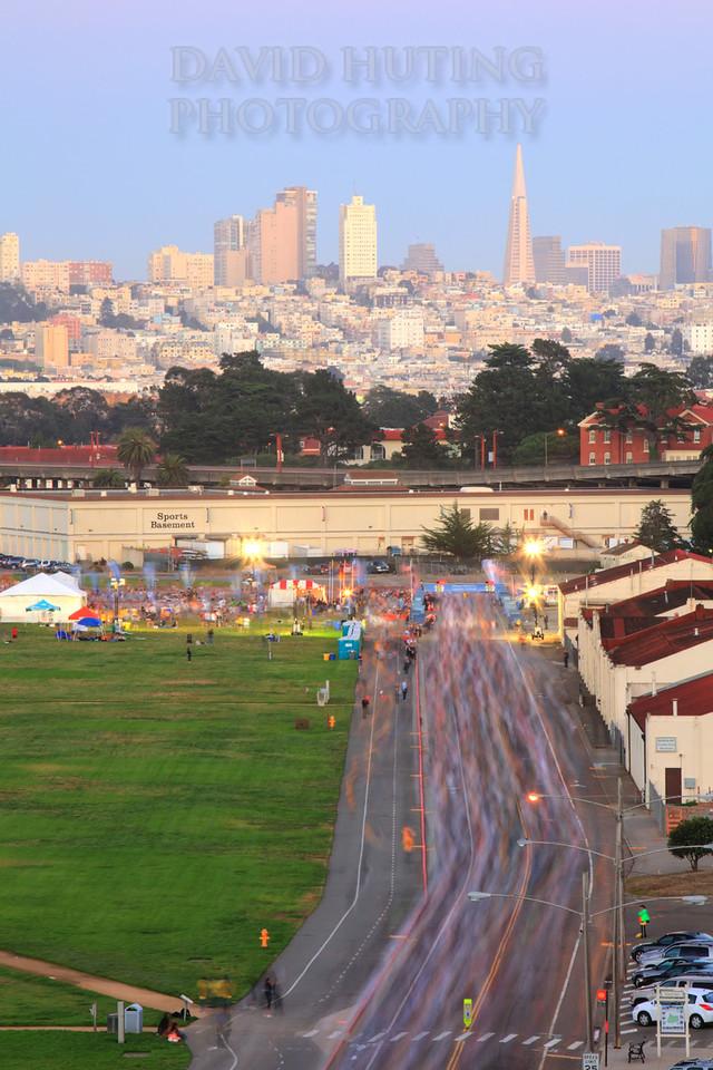 Marathon in Motion, SF