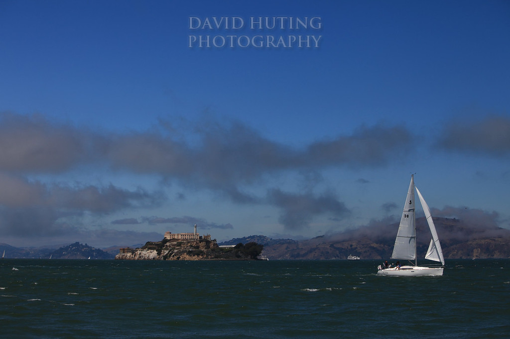 Alcatraz Sailboat View