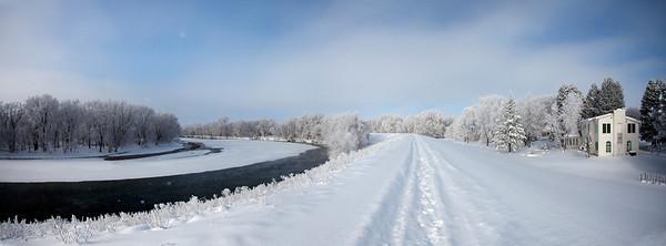 Cedar Bend Panoramic