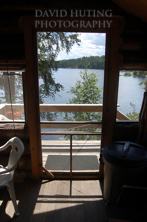 Lakefront Cabin View<br /> (My Grandparent's)<br /> Crane Lake, MN