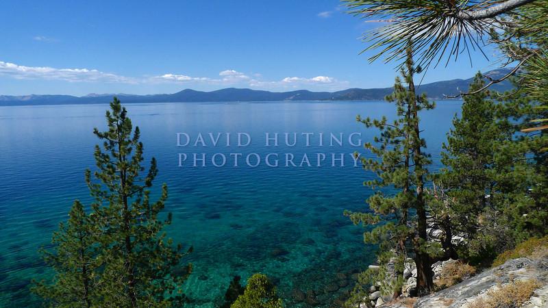 Tahoe Shoreline