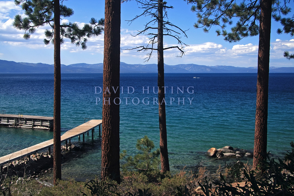 Tahoe Dock View - Rebel