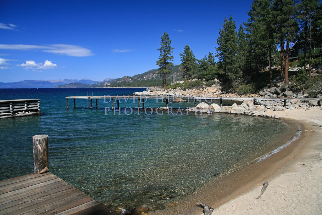 Tahoe Dock & Beach - Lumix