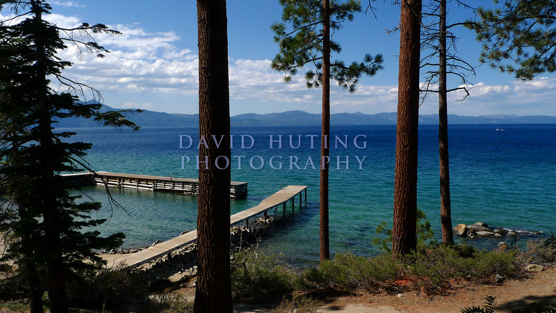 Tahoe Dock View