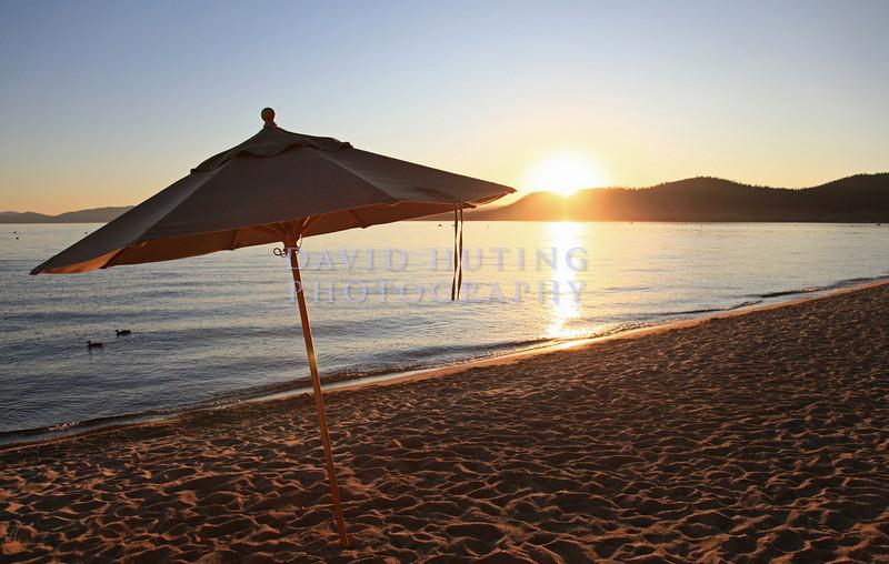 Beach View - Sunset