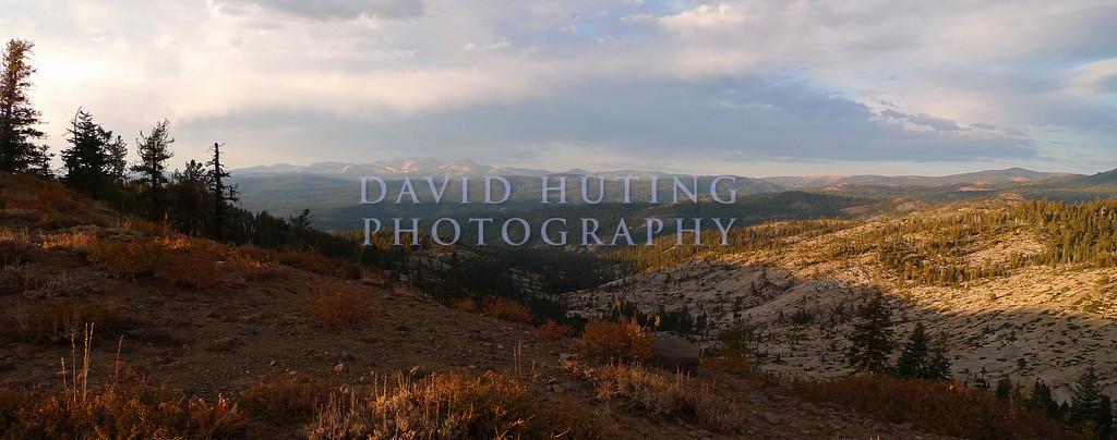 Backcountry Panoramic View