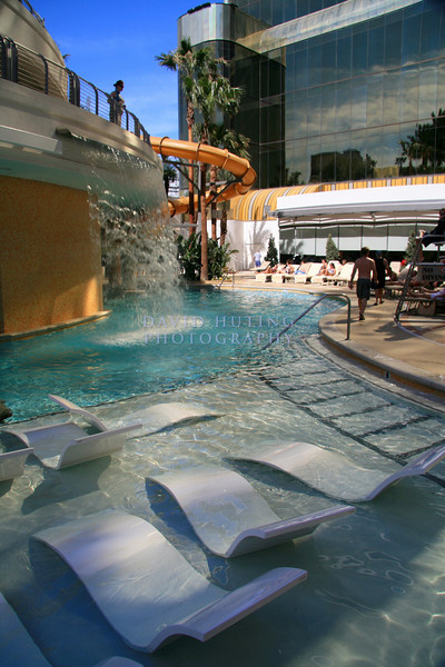 Pool at the Nugget