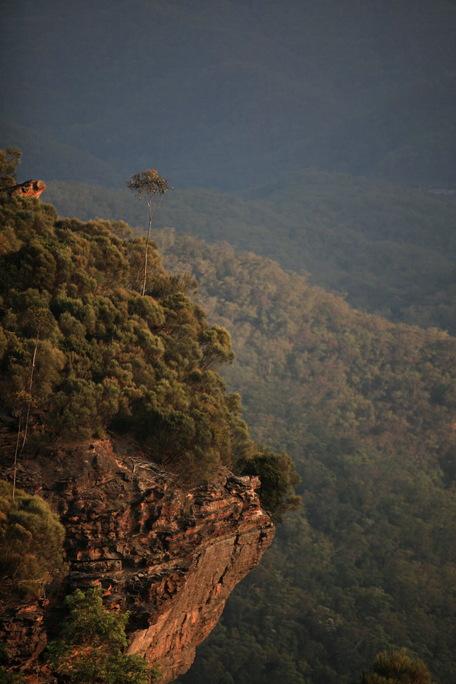 Mountain Outcropping