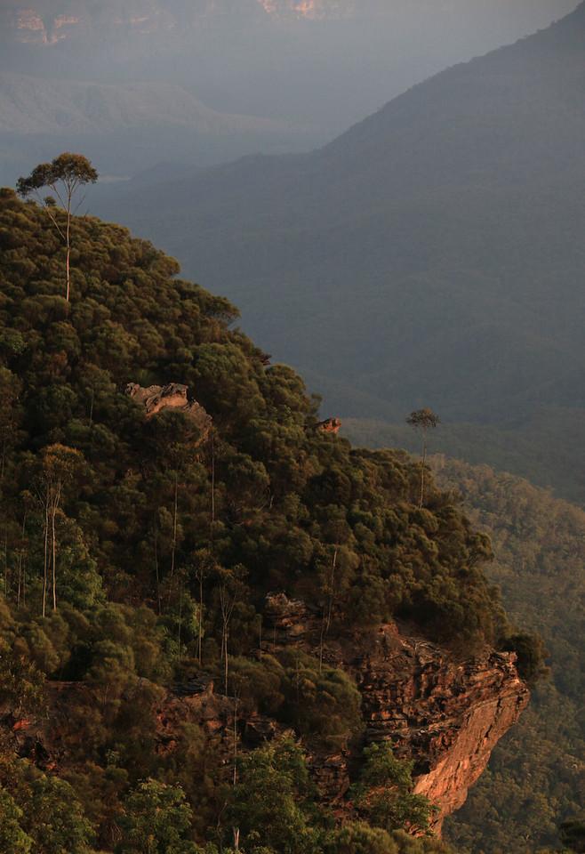 Mountain Outcropping 2