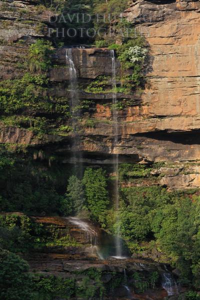 Katoomba Falls Rainbow