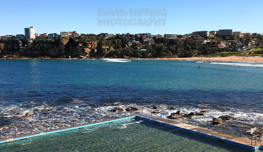 Freshie Beach Pool View