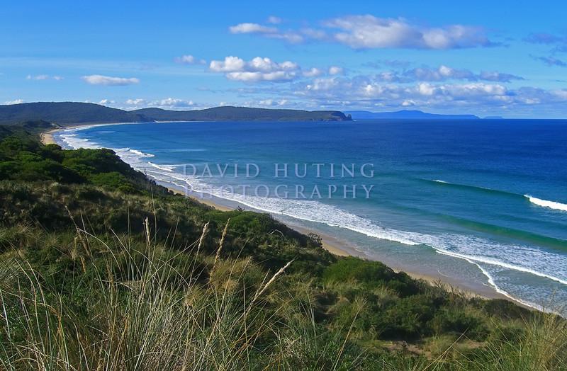 Bruny Island Coastline View<br /> Tasmania