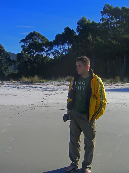 Marc on the Beach