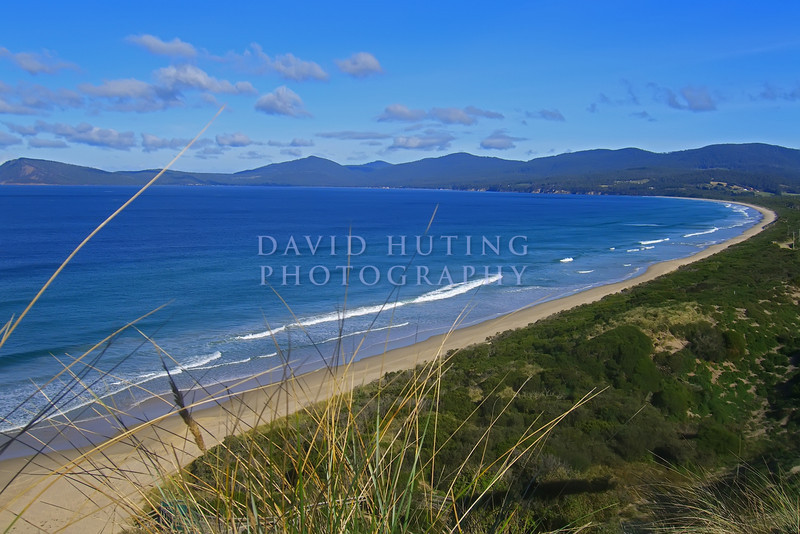 Southern Tasmania Lookout