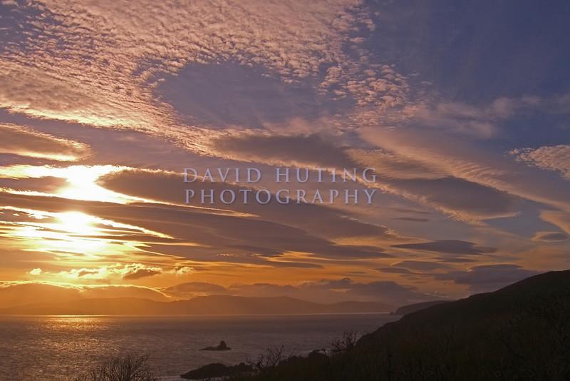 Crazy Sunset Skies