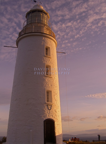 Cape Bruny Lighthouse Visitors