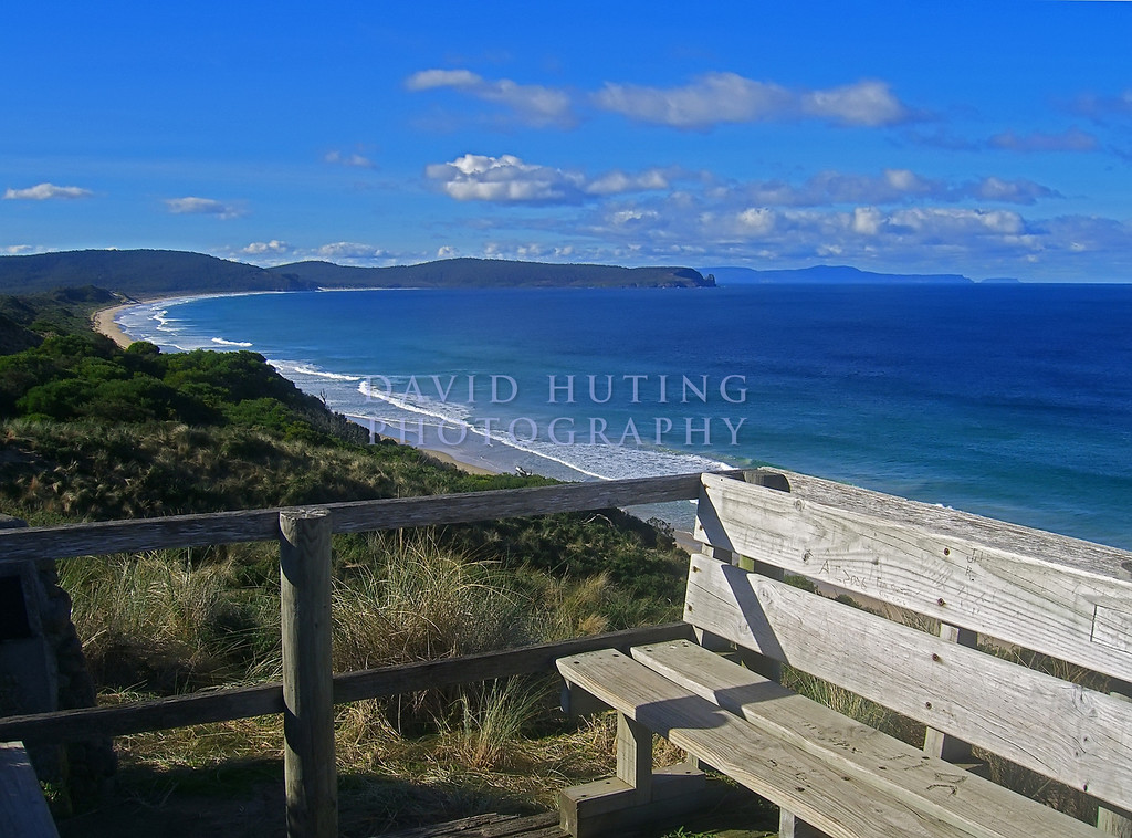 Northern Lookout near Bruny Island