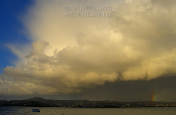 After the Storm<br /> Hobart, Tasmania
