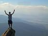 Me on Top of Mount Wellington