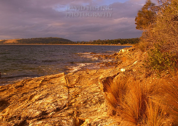 Shoreline near South Arm<br /> Hobart, Tasmania