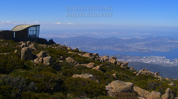Mt. Wellington Lookout<br /> Hobart, Tasmania