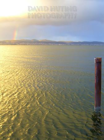 Rainbow Harbor View <br /> Hobart, Tasmania