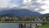 Hobart View of Mt Wellington