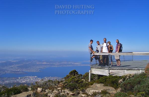 Study Abroad Crew<br /> Hobart, Tasmania