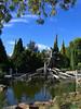 Crazy Fountain at the Botanical Garden<br /> Hobart, Tasmania