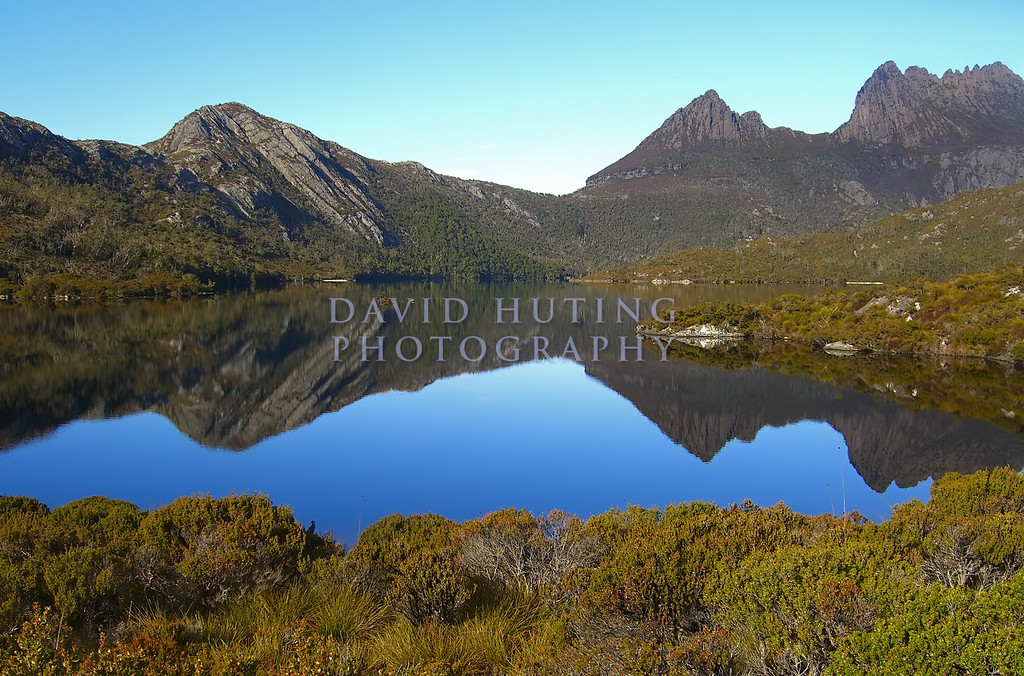 Cradle Mountain Day View