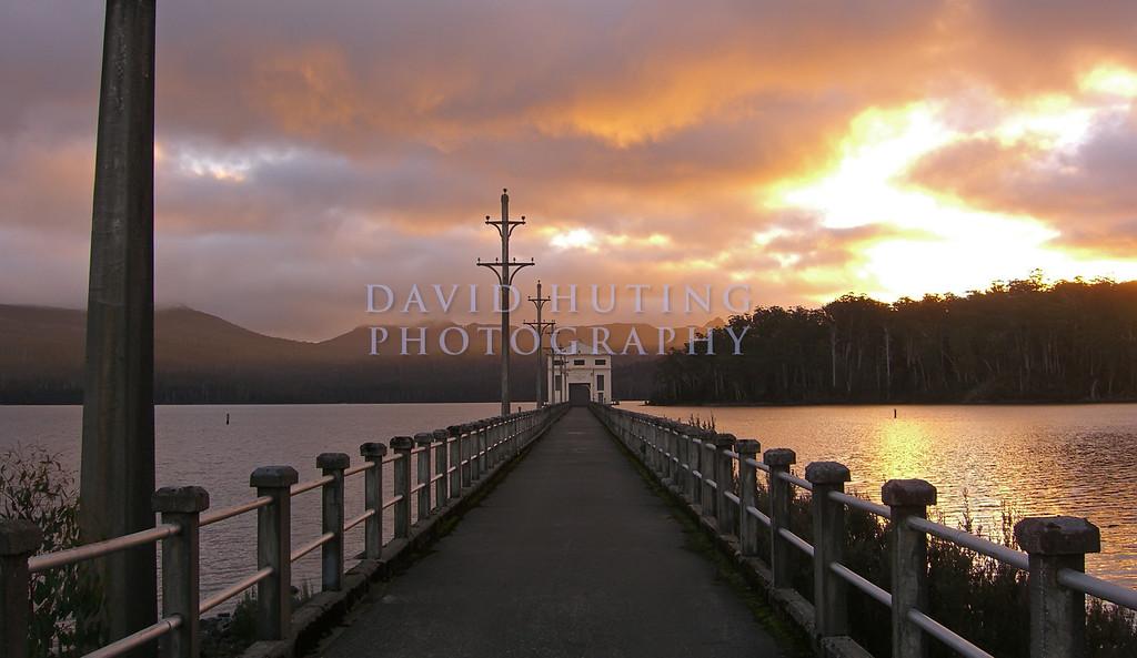 Lake St. Claire Pier