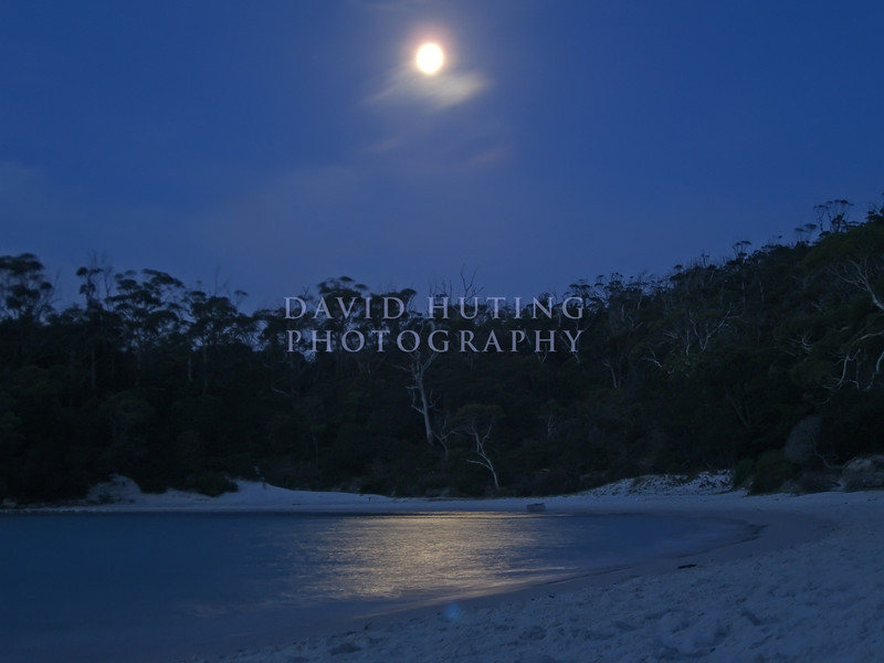 Moonlight <br /> Wineglass Bay