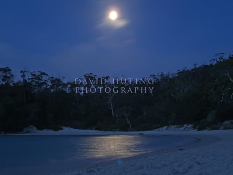 Moonlight <br /> Wineglass Bay