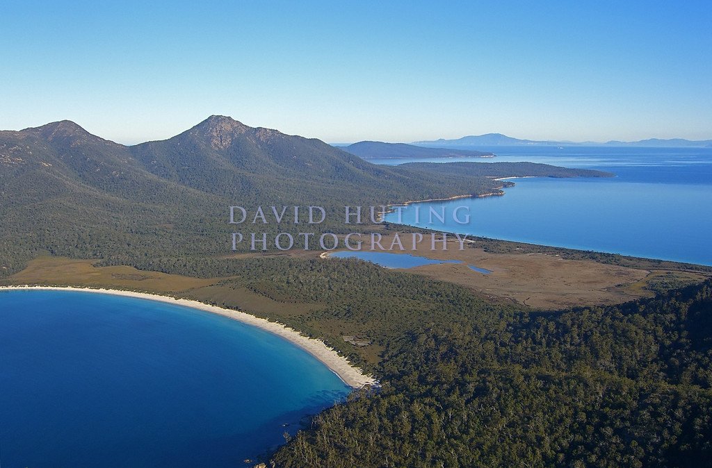 Wineglass Bay<br /> Lookout View