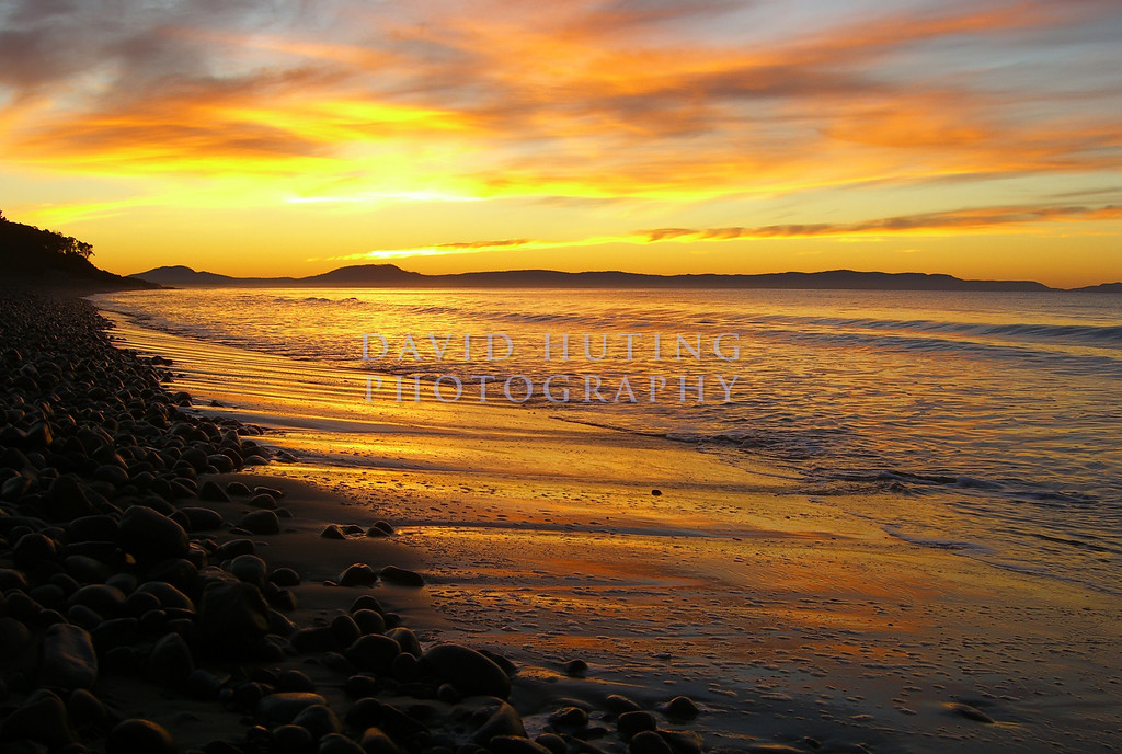 "Colorful Tasmanian Coastal Sunrise<br /> (view this sunrise video <a href=""http://www.youtube.com/watch?v=NrctNIWaN4Q"">http://www.youtube.com/watch?v=NrctNIWaN4Q</a>)"