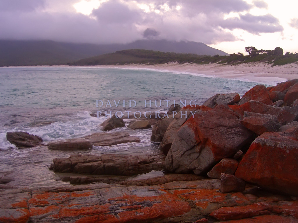 Early Morning at Wineglass Bay