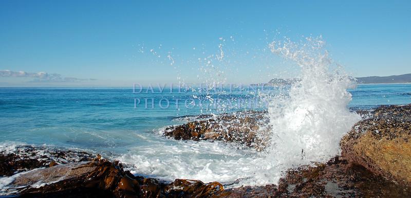 Waves Crashing<br /> Friendly Beaches