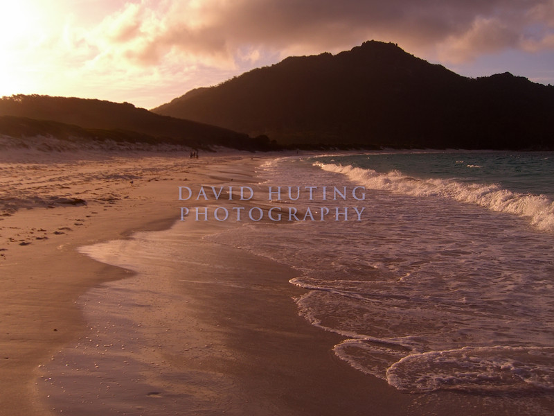Heavenly Sunset<br /> Wineglass Bay