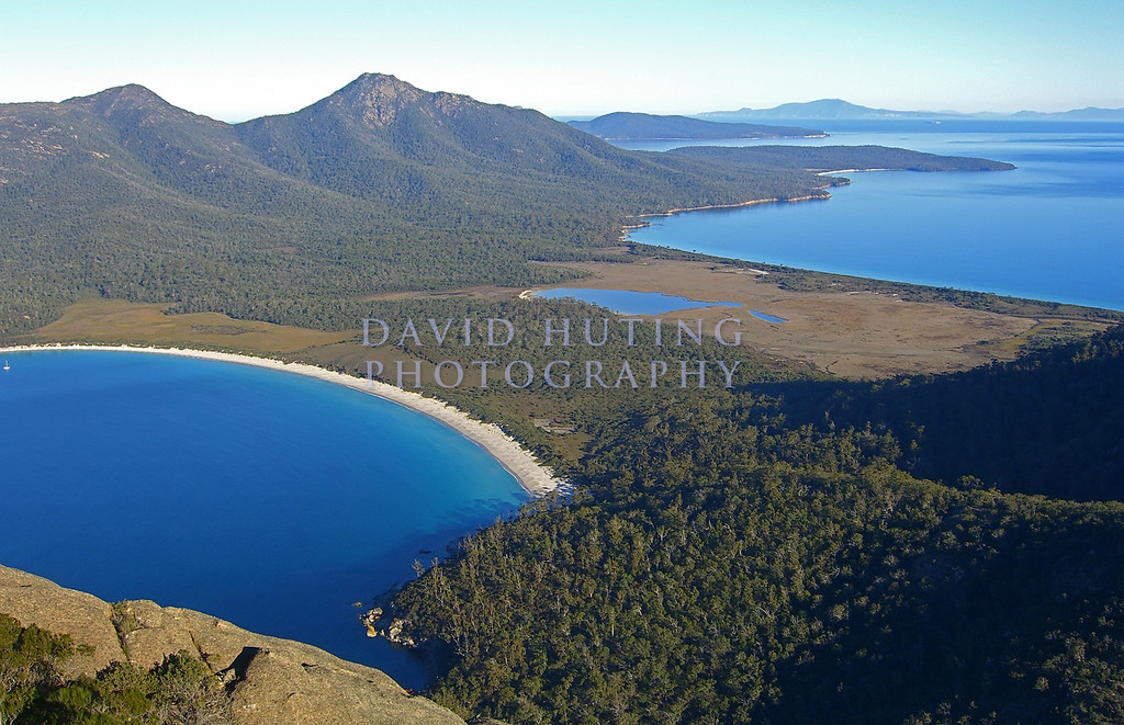 Wineglass Bay Lookout View #2