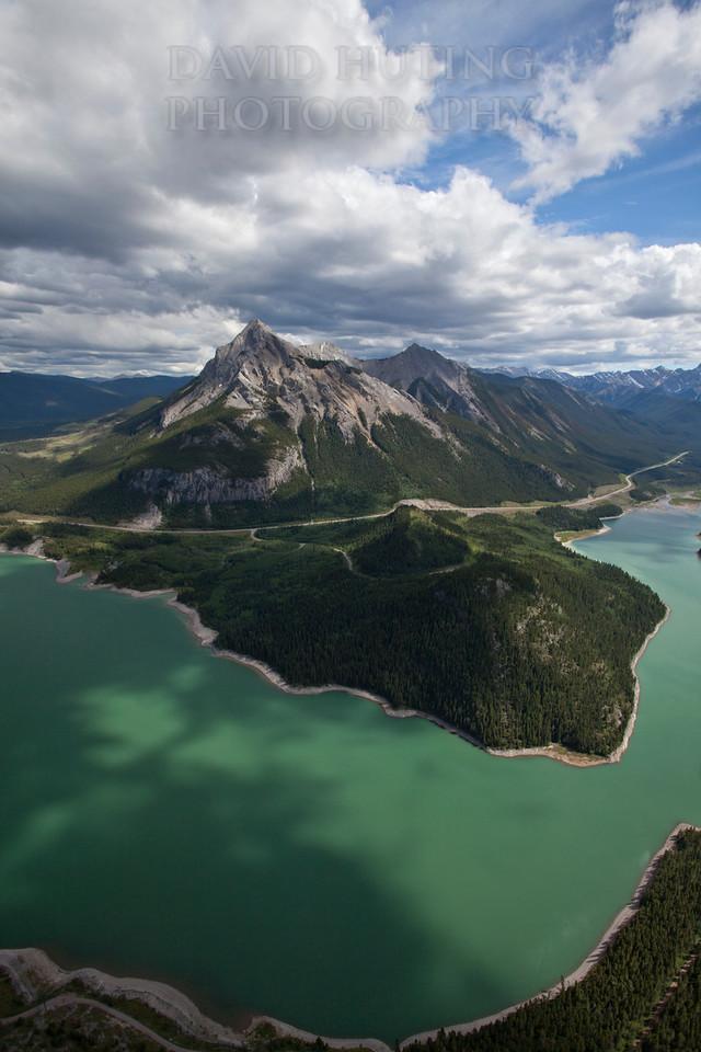 Barrier Lake Vertical