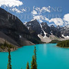 Moraine Lake - The Iconic Shot