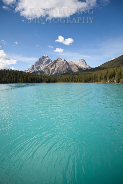 Maligne Lake Magical Waters