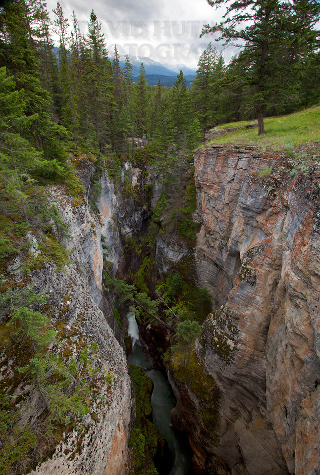 Deep Canyon View