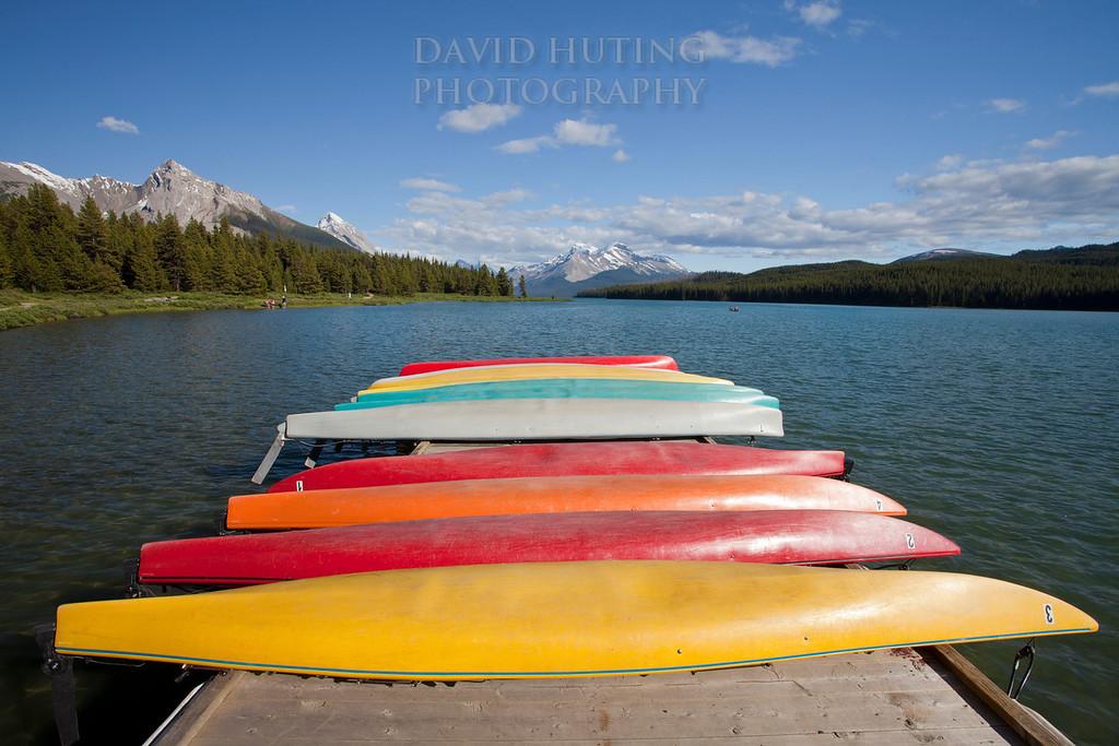 Boathouse Canoes